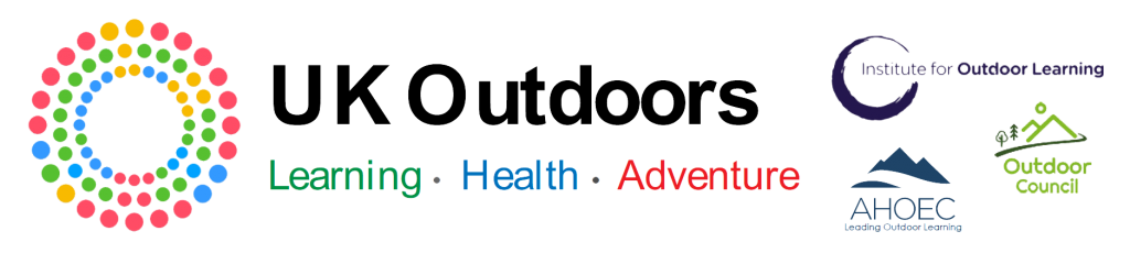 UK Outdoors Professional Recognition